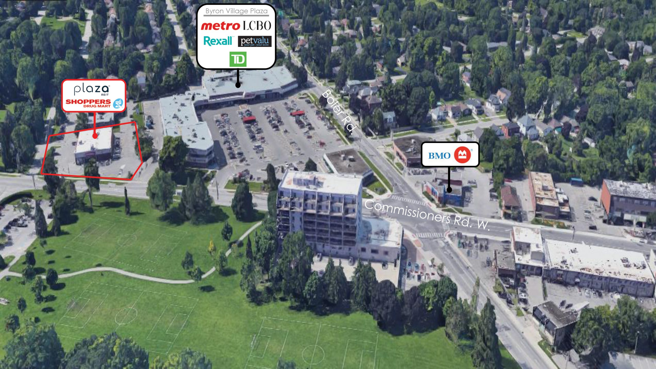 1224 Commissioners Road West