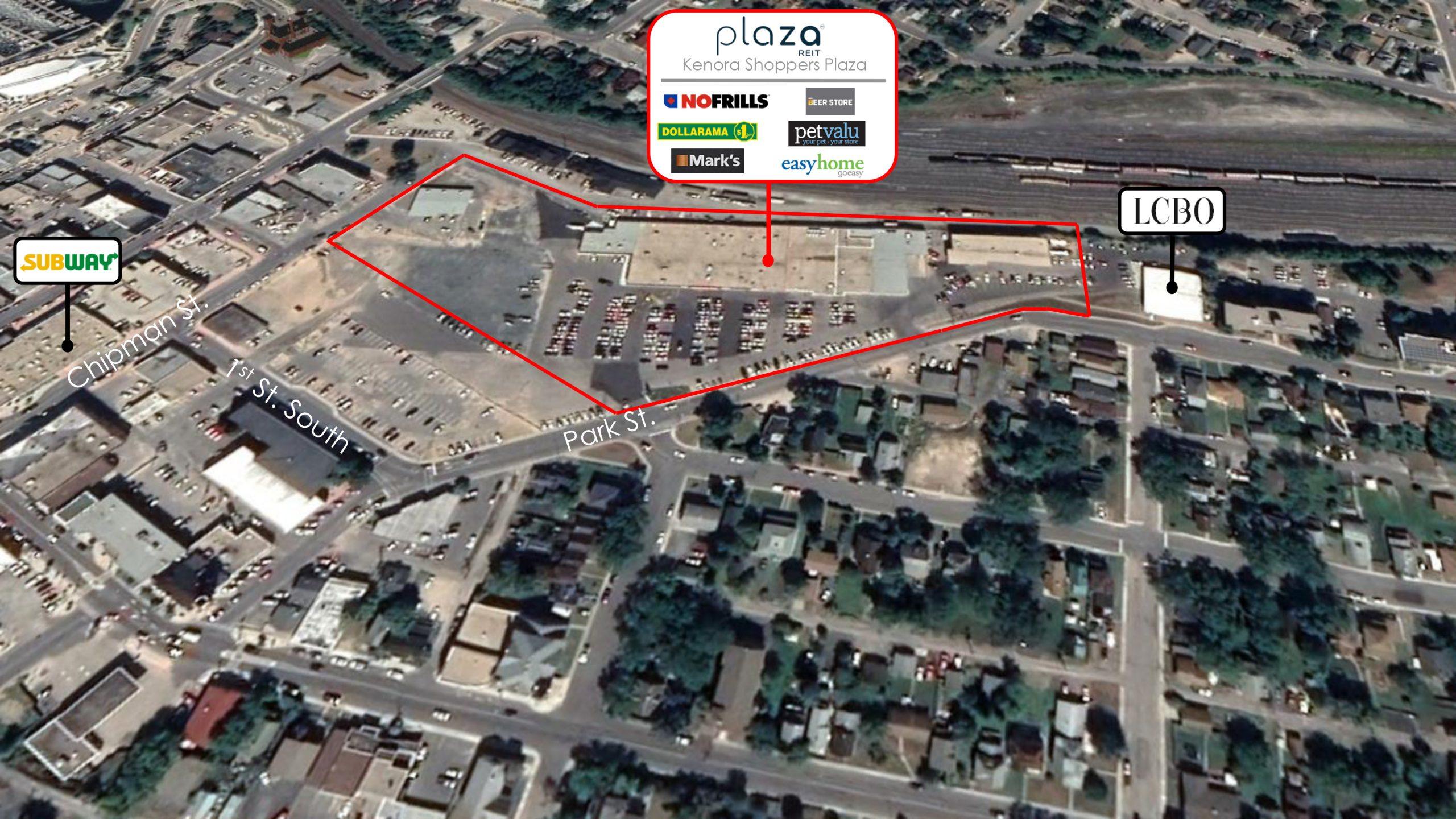 Kenora Shoppers Plaza